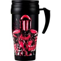 Paladone Star Wars The Last Jedi Praetorian Guard Travel Mug mok Zwart/rood, 450ml