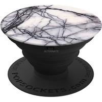 PopSockets White Marble bevestiging