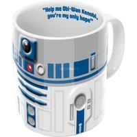 Zeon Star Wars: R2-D2 Relief Mug mok