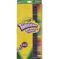 Crayola 40 Draaikleurpotloden tekenen