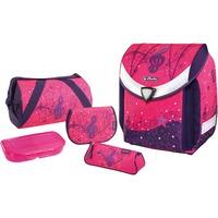 Herlitz Flexi Plus Melody Clef schooltas Lila/pink (roze)