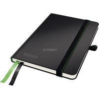 Leitz Complete Notitieboek A6 gelijnd met harde kaft Zwart