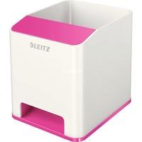 Leitz WOW Pennenhouder pennenbak Wit/roze
