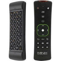 Minix NEO A2 Lite AirMouse afstandsbediening Zwart