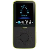 Lenco Podo-153 MP3-speler  Groen/zwart, 4GB