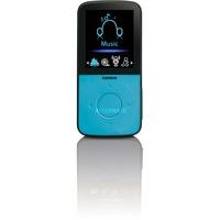 Lenco Podo-153 MP3-speler  Blauw/zwart, 4GB