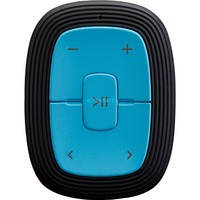 Lenco Xemio-245 Sport MP3 player mp3-speler Blauw/zwart, 2GB