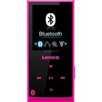 Lenco Xemio-760 MP3 speler mp3-speler Pink, 8GB, Bluetooth