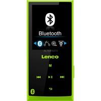 Lenco Xemio-760 MP3 speler mp3-speler Groen, 8GB, Bluetooth