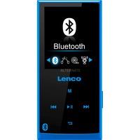 Lenco Xemio-760 MP3 speler mp3-speler Blauw, 8GB, Bluetooth