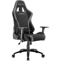 Sharkoon SKILLER SGS2 Gaming Seat gamestoel Zwart/grijs