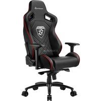 Sharkoon Skiller SGS4 Gaming Seat   gamestoel Zwart/rood