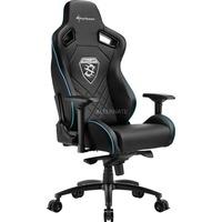 Sharkoon Skiller SGS4 Gaming Seat gamestoel Zwart/blauw