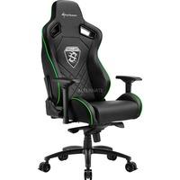 Sharkoon Skiller SGS4 Gaming Seat gamestoel Zwart/groen
