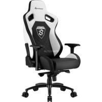Sharkoon Skiller SGS4 Gaming Seat gamestoel Zwart/wit
