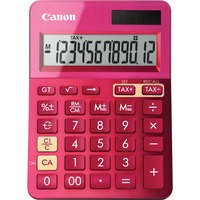 Canon LS-123K rekenmachine Pink