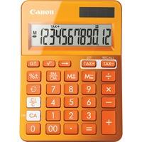 Canon LS-123K rekenmachine Oranje