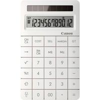 Canon X Mark II White rekenmachine Wit