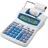 Ibico 1214X Semiprofessionele Printrekenmachine Wit/blauw
