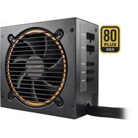 be quiet! Pure Power 11 600W CM, 600 Watt voeding Zwart, 4x PCIe, Kabelmanagement