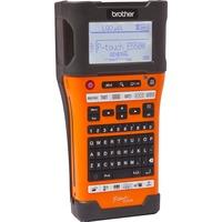 Brother P-touch E550WVP beletteringsapparaat Oranje/zwart