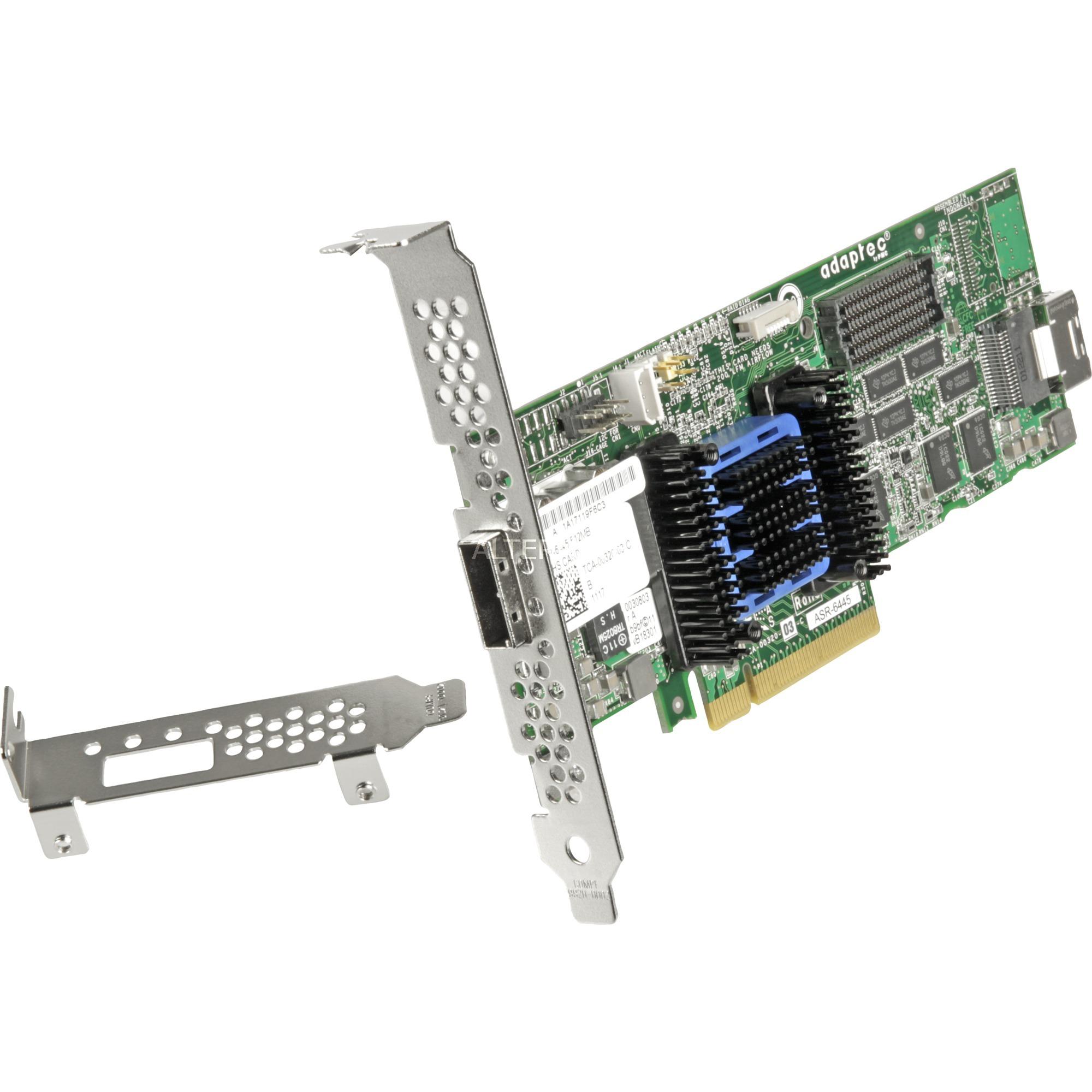 Microsemi Adaptec RAID 6445 Controller Windows Vista 32-BIT
