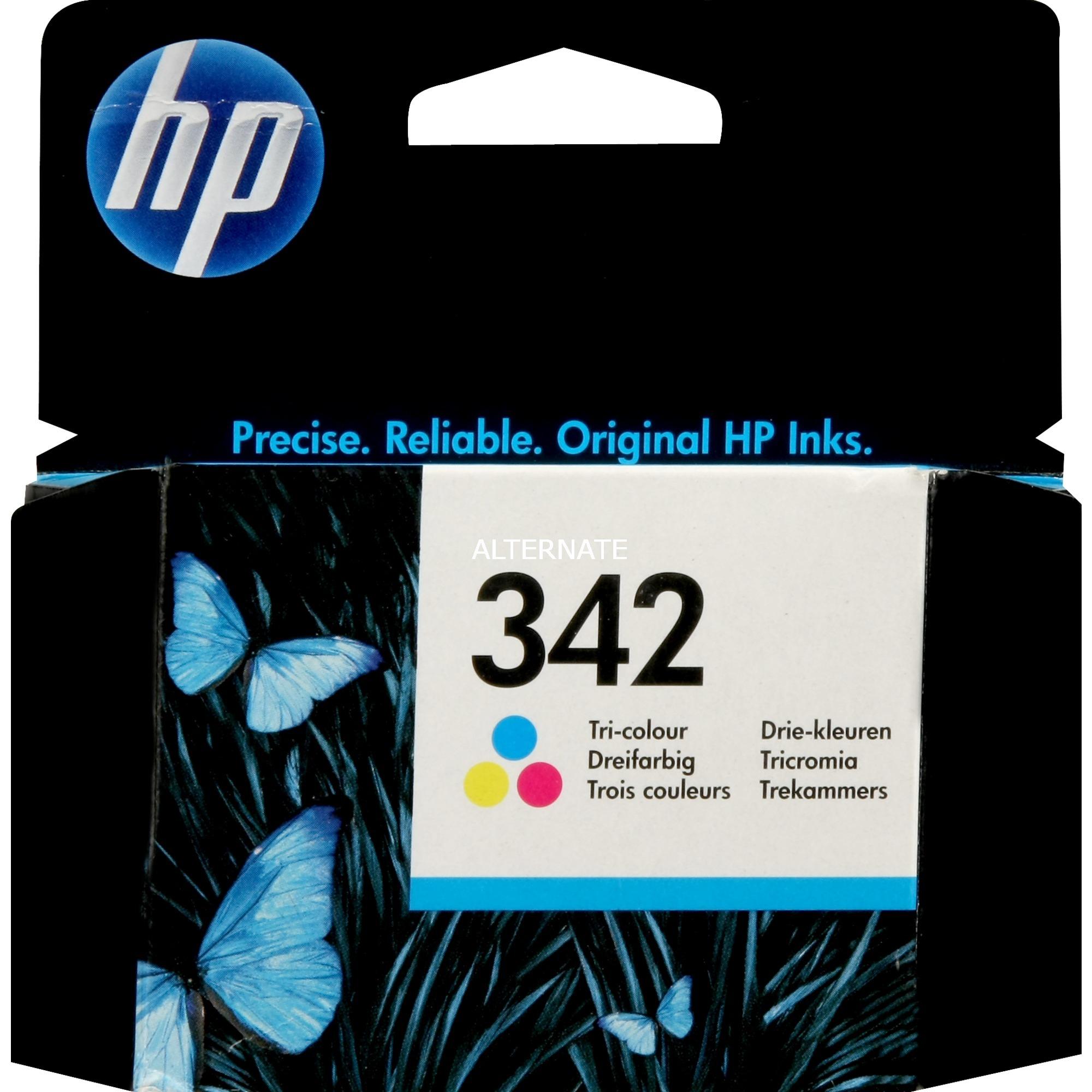 cbd3a325a42 HP 342 Kleur Inktcartridge C9361EE, 3-Kleuren